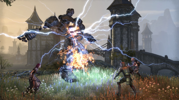 The Elder Scrolls Online Tamriel Unlimited - STEAM ROW