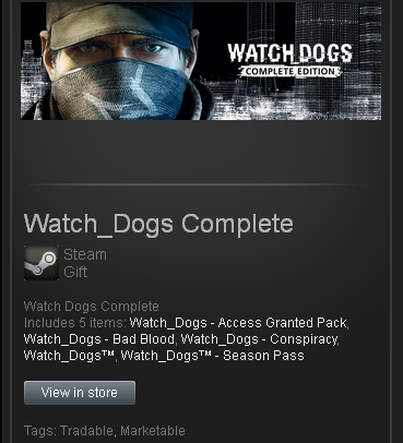 Watch Dogs Complete + Season Pass -STEAM Gift RU+CIS+UA