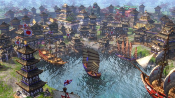 Age of Empires III Complete Collection STEAM Key / ROW