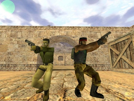 Counter-Strike 1.6 (cs 1.6) - STEAM Gift - RU+CIS+UA