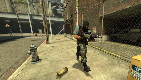 Counter-Strike: Source - STEAM - Region Free/ROW/GLOBAL