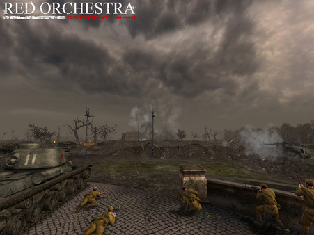 Red Orchestra Ostfront 41-45 - STEAM KEY reg free / ROW
