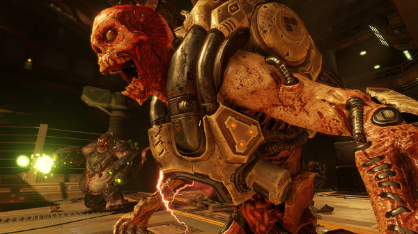 DOOM 2016 - Steam Gift - (Region RU+CIS+UA**)