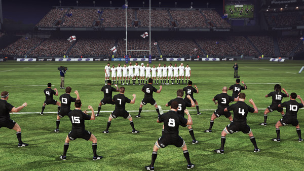 Rugby Challenge 3 - STEAM Gift / ROW / tradable