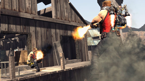 Duke Nukem Forever - STEAM Key - Region Free / ROW