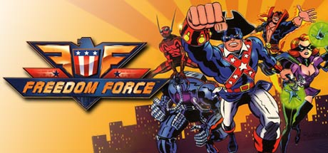 Freedom Force (ROW) - STEAM Key - Region Free