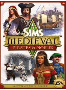 The Sims Medieval Pirates and Nobles DLC ORIGIN GLOBAL