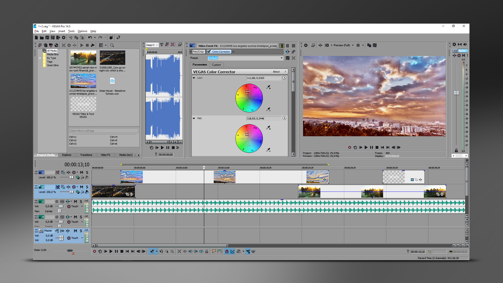 Permalink to Download sony Vegas Pro 14