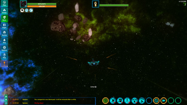 Nebula Online - STEAM Key - Region Free / ROW / GLOBAL