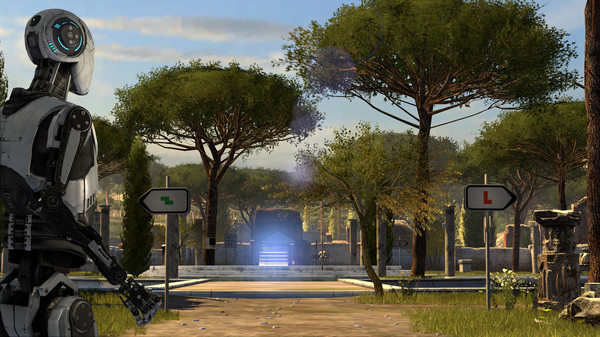 The Talos Principle - STEAM Gift - (Region RU+CIS+UA**)