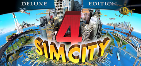 SimCity 4 Deluxe Edition - STEAM Key region Free/GLOBAL