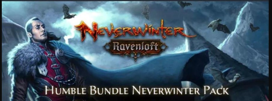 Neverwinter Humble Bundle Pack - ARC KEY region GLOBAL