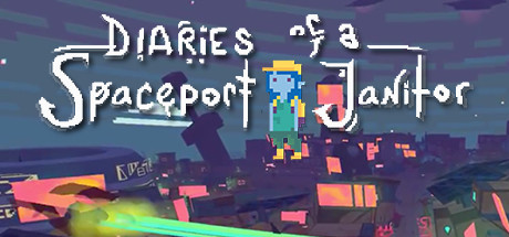 Diaries of a Spaceport Janitor - STEAM Key / GLOBAL