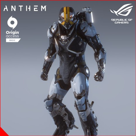 Anthem Wildwood Vinyl (DLC) - Origin Key / Region Free