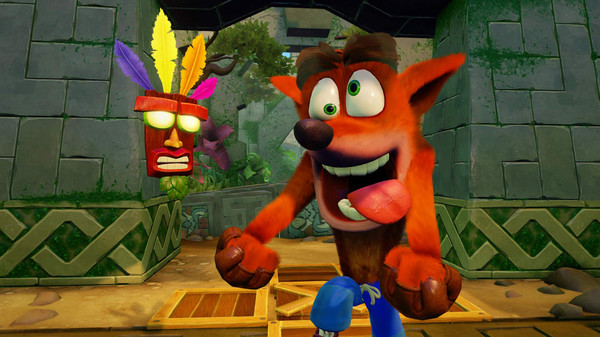 Crash Bandicoot N Sane Trilogy - STEAM Key Region Free