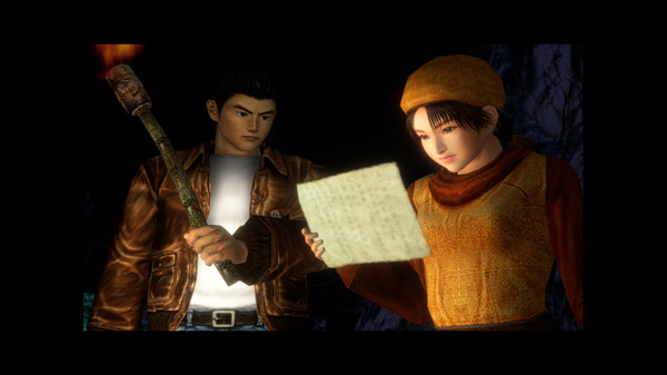 Shenmue I & II - Steam key - Region Free / ROW / GLOBAL