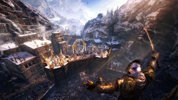 Middle-earth: Shadow of War - STEAM Key / RU+CIS+UA