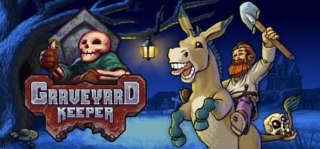 Graveyard Keeper - STEAM Key - Region Free / GLOBAL
