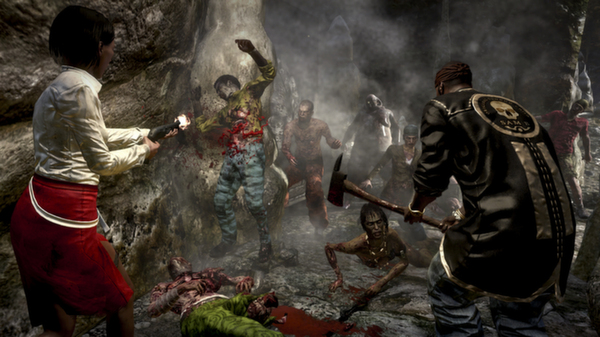 Dead Island GOTY - STEAM Gift - Region Free/ROW/GLOBAL