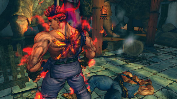 Ultra/Super Street Fighter IV 4 Arcade Ed. - STEAM ROW