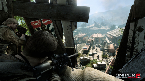 Sniper Ghost Warrior 2 (ROW) - STEAM Key / Region Free