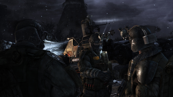 zzzz_Metro 2033 - STEAM KEY - Region Free / ROW