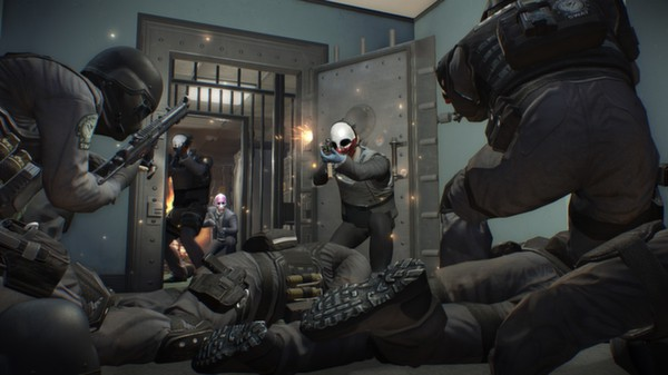 PAYDAY 2 (ROW) - STEAM - Region Free / GLOBAL