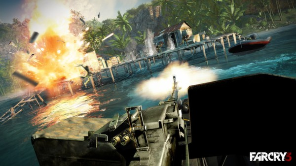 Far Cry 3 - Deluxe Edition - STEAM Gift / ROW / GLOBAL
