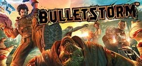 zzzz_Bulletstorm (ROW) - STEAM Gift - Region Free