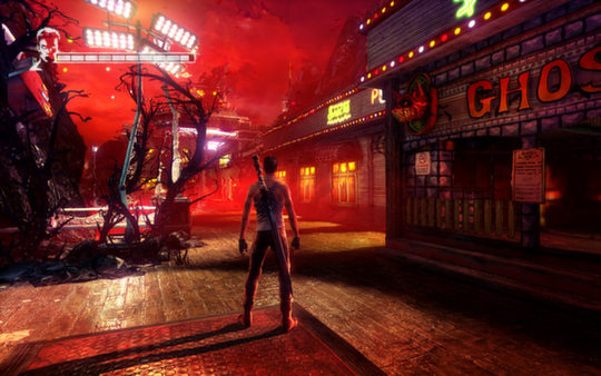 DmC: Devil May Cry (ROW) - STEAM Gift - Region Free