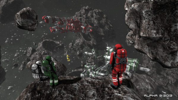 Space Engineers - STEAM Gift - Region RU+CIS+UA