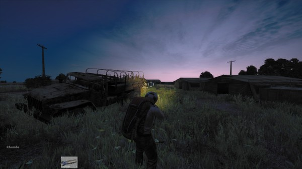 DayZ Early Access - STEAM Gift - Region RU+TR only