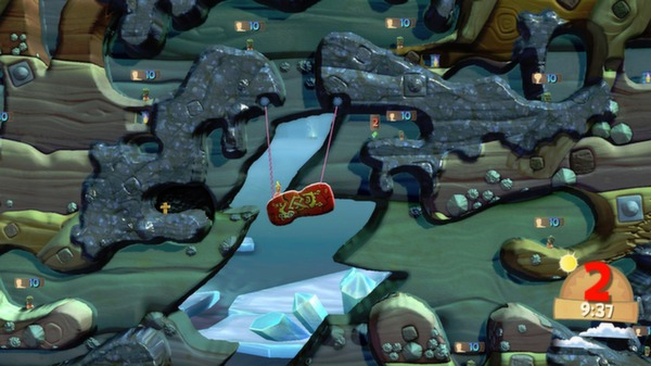 Worms Clan Wars - STEAM Key - Region Free / GLOBAL