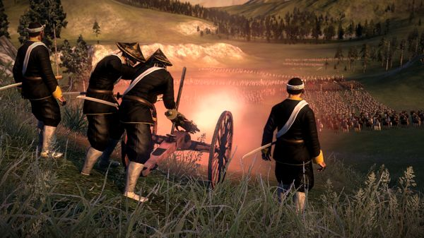 Total War Shogun 2 Fall of the Samurai (ROW) STEAM Gift