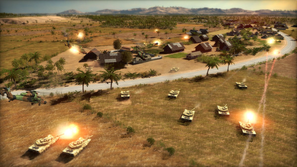 Wargame: Red Dragon - STEAM Gift - (Region RU+CIS+UA**)