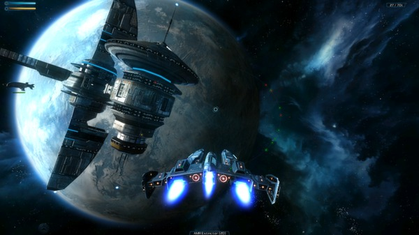 Galaxy on Fire 2 Full HD - STEAM Key Region Free / ROW