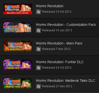 Worms Revolution Gold Edition - STEAM Gift Region Free