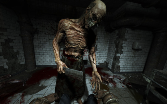 Outlast - STEAM Key - Region Free / ROW / GLOBAL