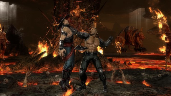 Mortal Kombat Komplete Edition - STEAM Gift ROW / free