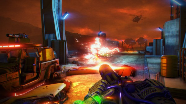 Far Cry 3 - Blood Dragon (ROW) - STEAM Gift Region Free