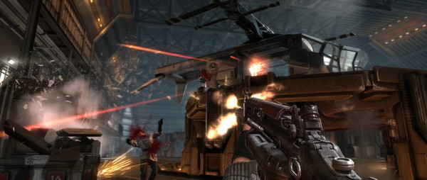 Wolfenstein: The New Order LV - STEAM Gift - Region DE