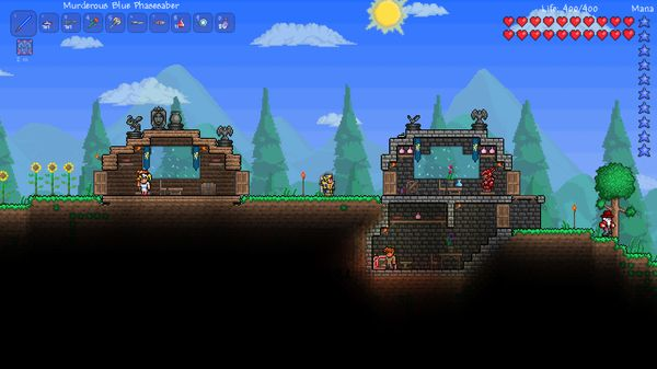 Terraria (ROW) - steam ACCOUNT with Region Free game