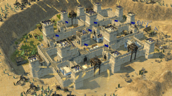 Stronghold Crusader 2 STEAM Key - Region Free / GLOBAL