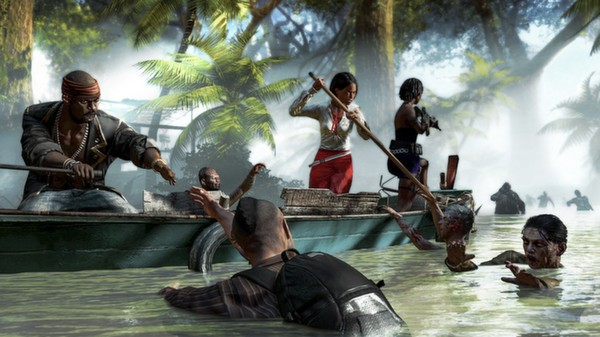 Dead Island Collection - STEAM Gift - Region Free / ROW