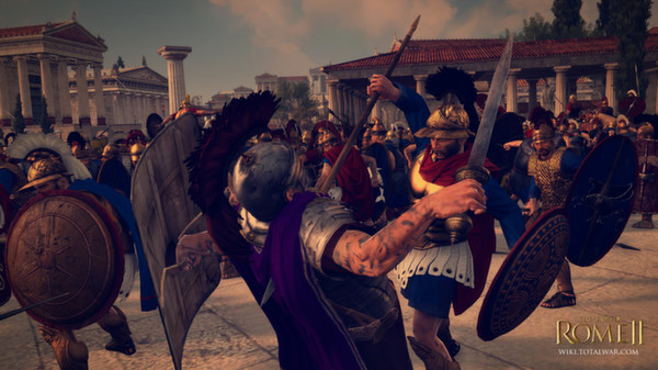 ROME II Emperor Edition - STEAM Gift / GLOBAL / ROW