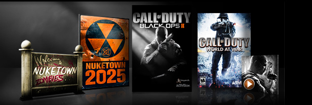 Call of Duty Black Ops II Digital Deluxe STEAM ROW Gift