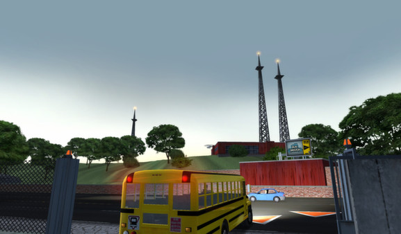 Bus Driver (ROW) - STEAM Key - Region Free