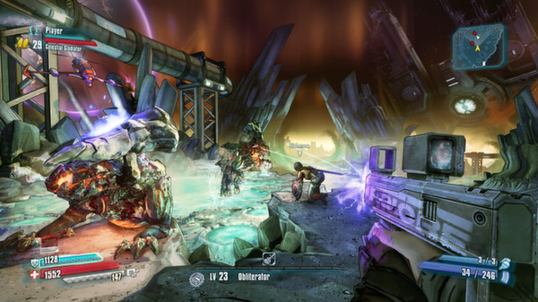 Borderlands: The Pre-Sequel - STEAM Gift - ROW / free