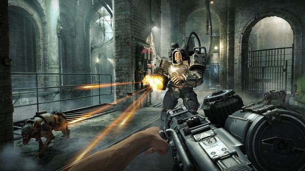 Wolfenstein The Old Blood (ROW) - STEAM Key Region Free