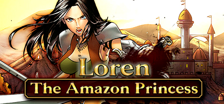 Loren The Amazon Princess (ROW) - STEAM Key Region Free